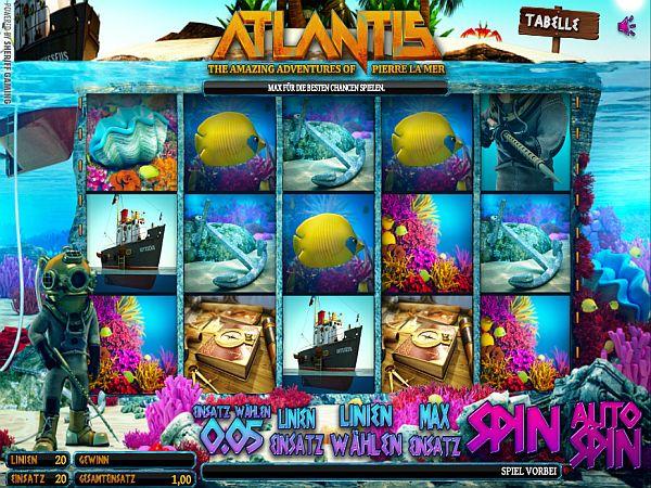 Atlantis Merkur