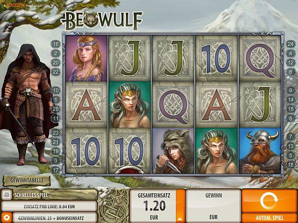 Beowulf Spielautomat