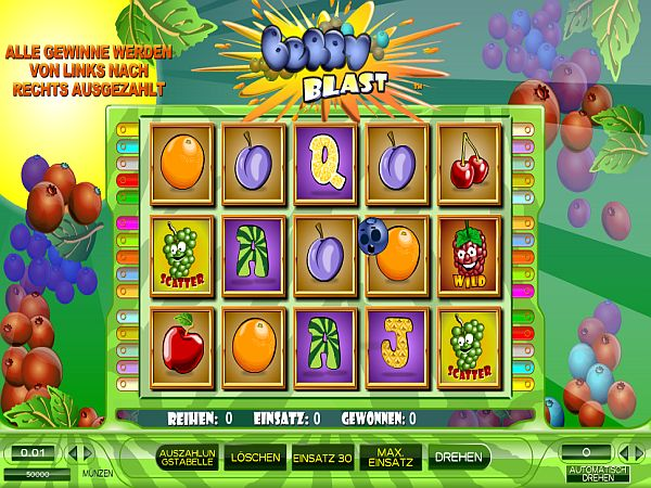 Berry Blast Spielautomat
