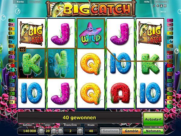 Big Catch Novoline