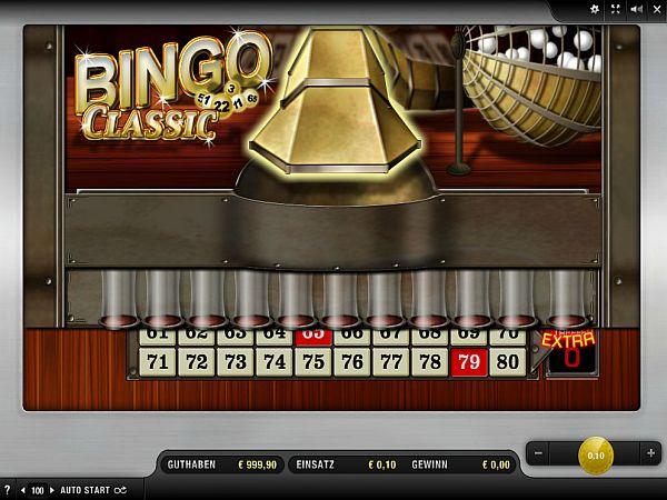 Bingo Classic Merkur