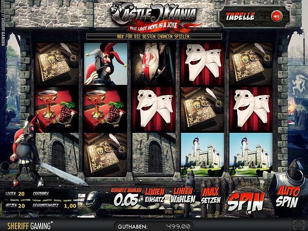 Castle Mania 3D
