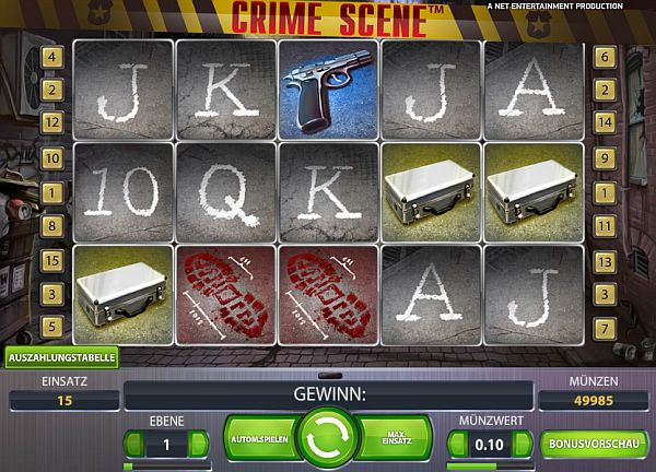 Crime Scene online spielen