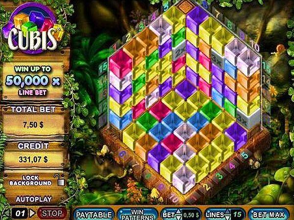 Cubis Spielautomat
