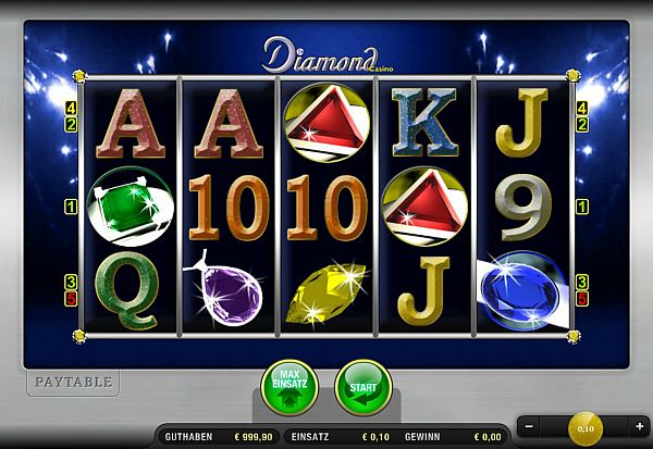 Diamond Casino spielen bei Sunmaker