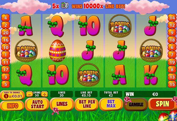 Easter Surprise Spielautomat