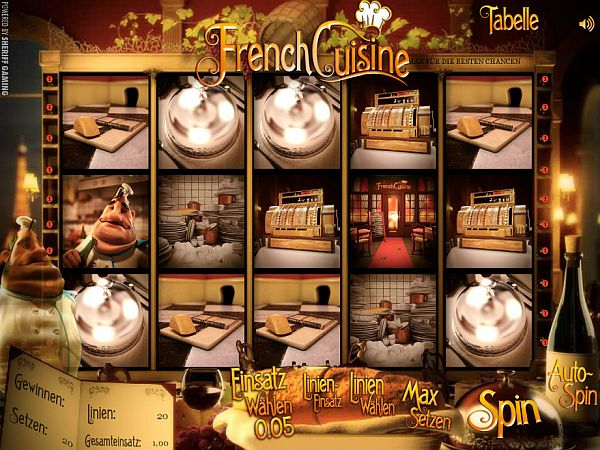 French Cuisine Merkur