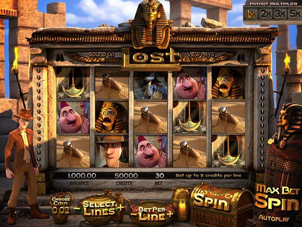 Lost 3D Slot
