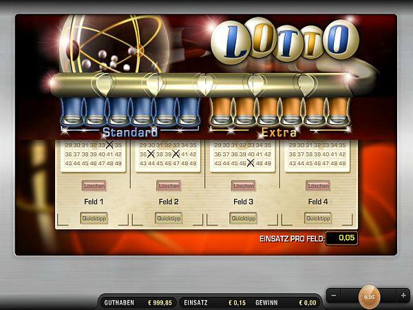 Merkur Lotto bei Sunmaker