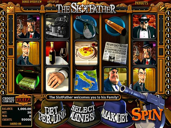 Slotfather Spielautomat
