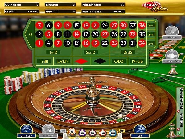 Vegas Roulette Novoline